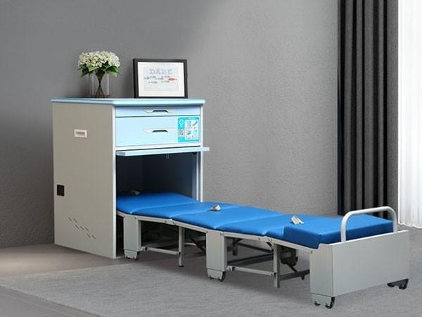 共享陪护床的优点好处?共享陪护床生产厂家