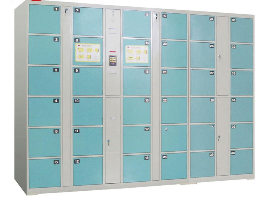 电子存包柜超市储物柜超市存包柜