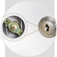 进口钢制锁具