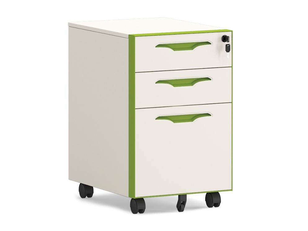 活动柜钢制活动柜推柜小推柜铁皮推柜