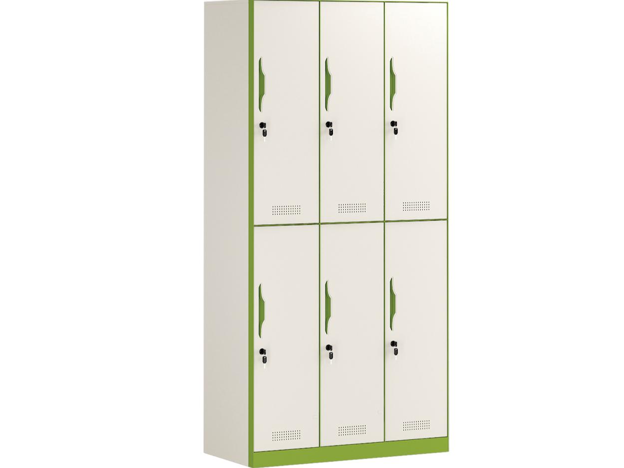 塑料更衣柜相比钢制更衣柜的优点