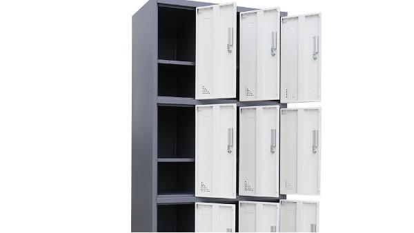 钢制更衣柜厂家,六门更衣柜,更衣柜系列