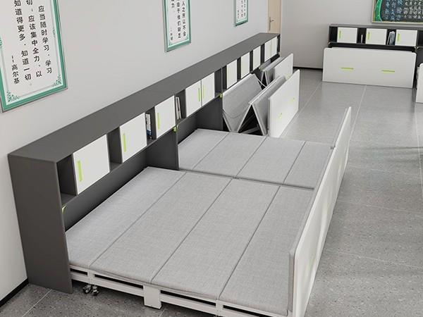 怎么挑选中小学午休折叠床