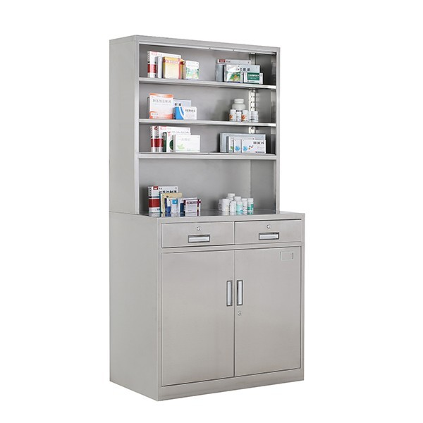 不锈钢西药柜