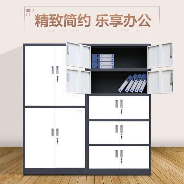 文件柜拆装柜资料柜档案柜铁皮柜图片钢制文件柜厂家
