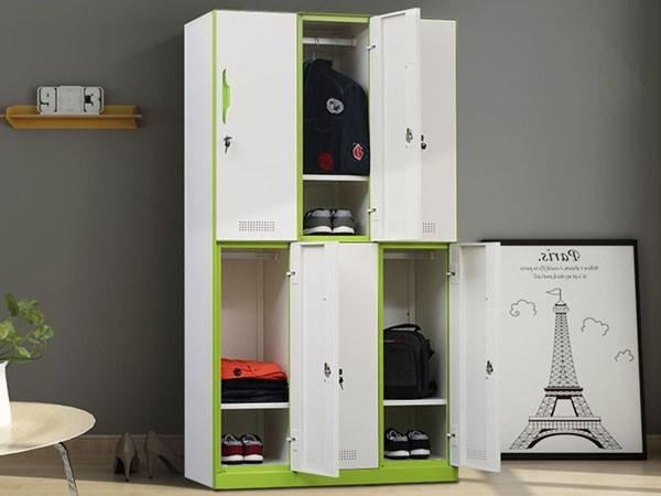 六门更衣柜,钢制更衣柜,更衣柜生产厂家,六门钢制更衣柜