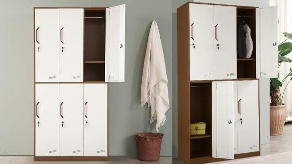 如何挑选浴室更衣柜?