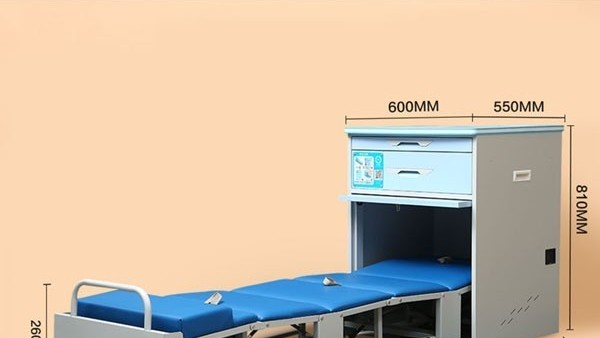 共享陪护床有哪些黑科技?丰龙共享陪护床