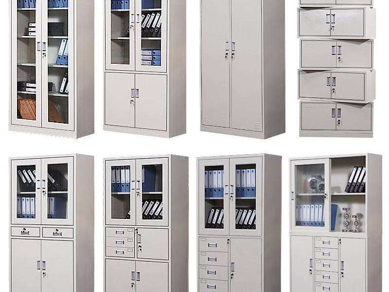钢制文件柜是如何组装起来的?-丰龙办公家具生产厂家