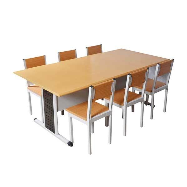 六人位阅览桌