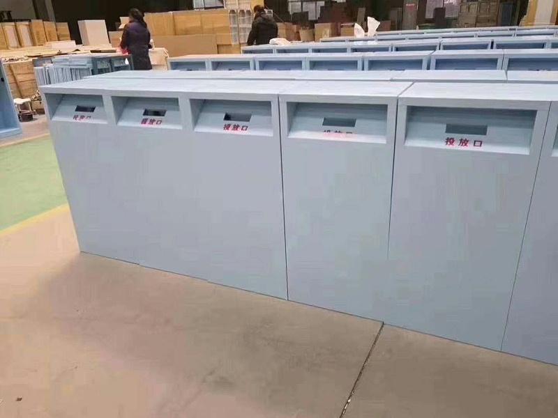 丰龙口罩回收柜生产