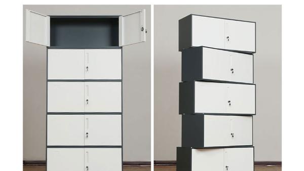 分体档案柜的优点,丰龙分体五节档案柜