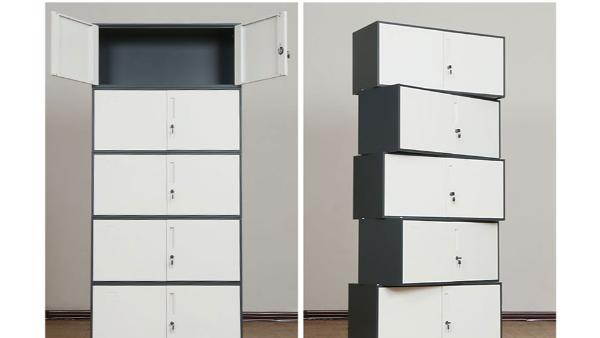 如何选择合适的分体档案柜,什么分体档案柜好?丰龙分体五节档案柜