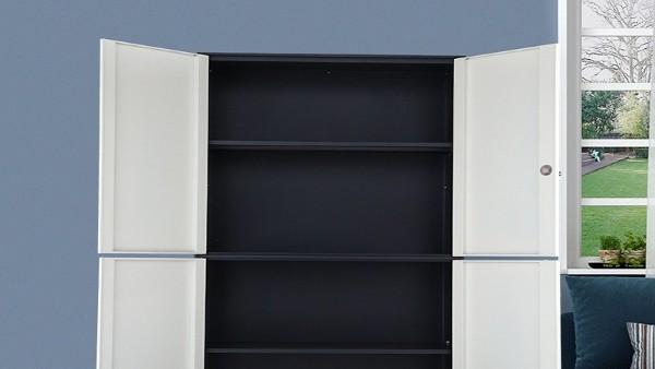文件柜,中二斗文件柜,办公家具