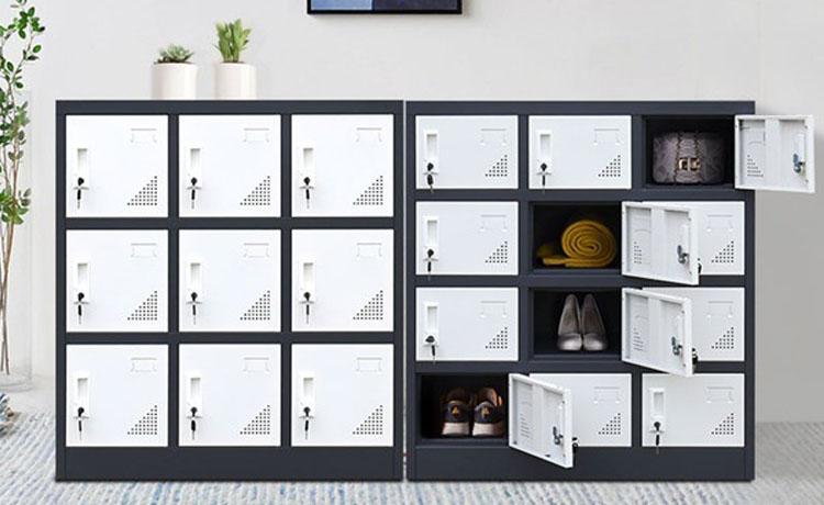 小门柜,储物柜,儿童储物柜,书包杂物柜,小九门柜