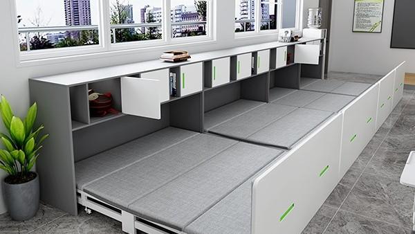 为什么现在学校午休折叠床普遍使用?