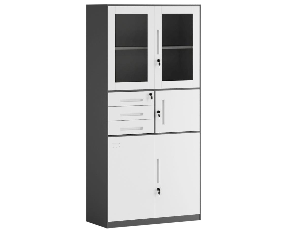 文件柜资料柜档案柜铁皮柜钢制文件柜